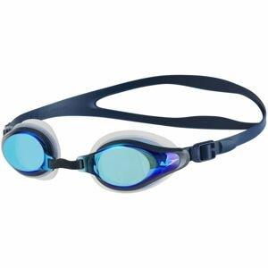 Speedo MARINER SUPREME MIRROR modrá NS - Zrkadlové  plavecké okuliare