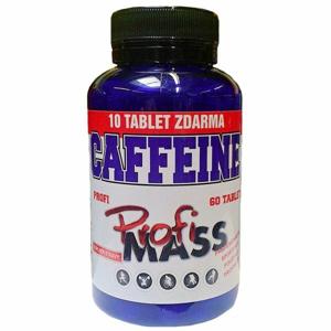 Profimass PROFI CAFFEINE 60+10 TABLIET  NS - Tablety