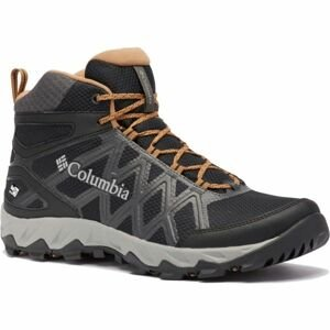 Columbia PEAKFREAK X2 MID OUTDRY čierna 12 - Pánska outdoorová obuv
