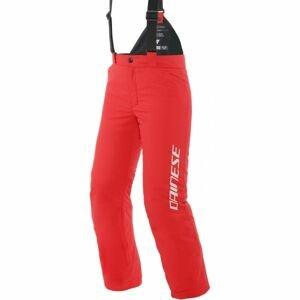 Dainese RIBBO PANTS oranžová 152 - Detské lyžiarske nohavice