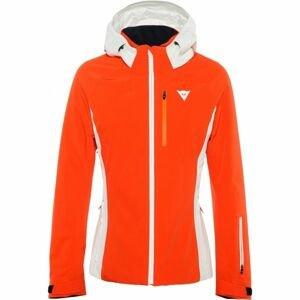 Dainese HP2 L2.1 oranžová S - Dámska lyžiarska bunda