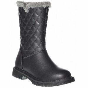 Junior League MUNKFORS čierna 35 - Detská zimná obuv