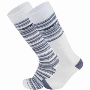 Eisbär SKI COMFORT 2 PACK biela 35 - 38 - Lyžiarske ponožky