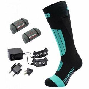 Hotronic HEATSOCKS XLP ONE + PF čierna S - Vyhrievané kompresné ponožky