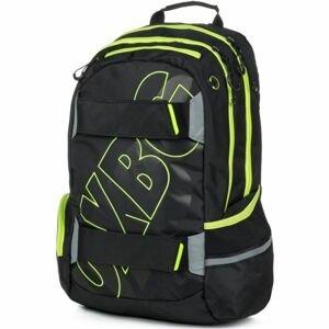 Oxybag OXY SPORT čierna NS - Študentský batoh