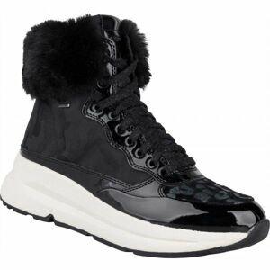 Geox D BACKSIE B ABX A čierna 37 - Dámske snehule