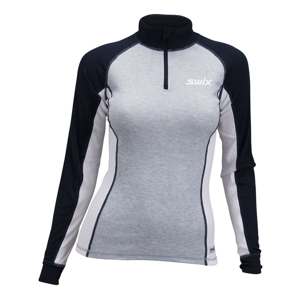 Swix RACEX biela L - Funkčné  športové tričko