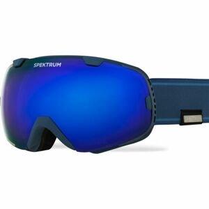 Spektrum ESSENTIAL modrá NS - Lyžiarske okuliare