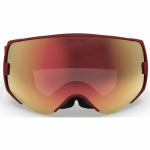 Spektrum SKUTAN DUO-TONE EDITION červená NS - Lyžiarske okuliare