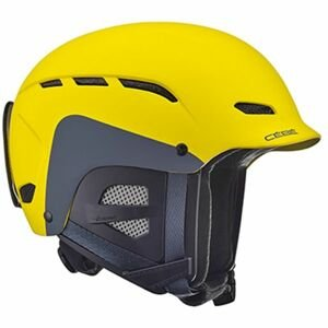 Cebe DUSK JR žltá (51 - 53) - Detská lyžiarska prilba