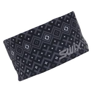 Swix MYRENE čierna  - Dizajnová športová čelenka