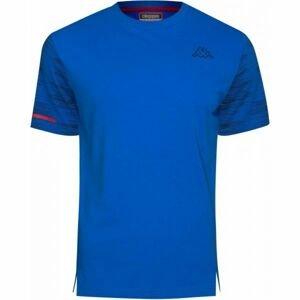 Kappa LOGO AGAL modrá S - Pánske tričko