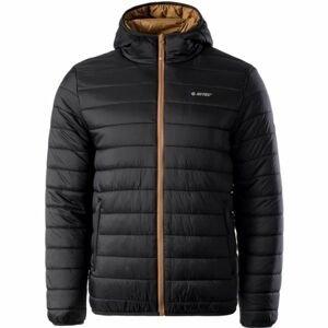 Hi-Tec NISOR II čierna XL - Pánska zimná bunda