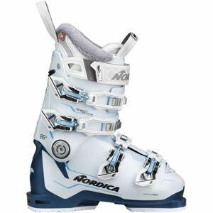Nordica SPEEDMACHINE 85 W biela 26 - Dámska lyžiarska obuv