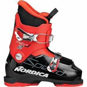 Nordica SPEEDMACHINE J 2  17.5 - Detská lyžiarska obuv
