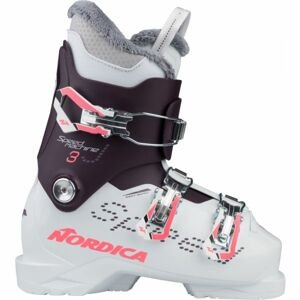 Nordica SPEEDMACHINE J 3  23.5 - Detská lyžiarska obuv