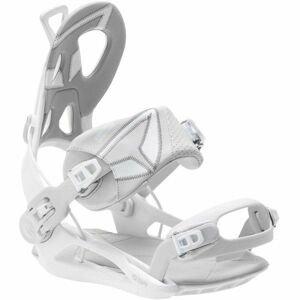 SP Connect PRIVATE biela M - Snowboardové viazanie