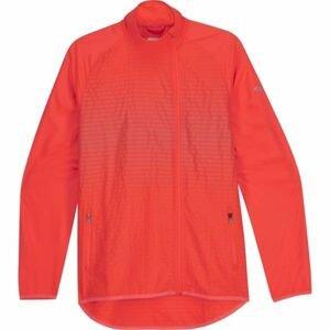 Saucony SONIC REFLEX JACKET červená L - Dámska bežecká bunda