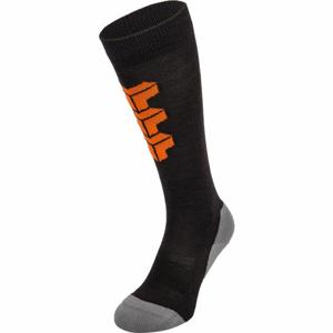 Bula GEO SKI SOCKS čierna L - Lyžiarske ponožky
