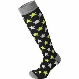 Mico MEDIUM WEIGHT PROTECTION SKI SOCKS JR ružová XL - Detské lyžiarske ponožky
