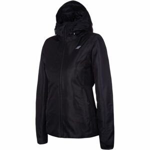4F WOMEN'S SKI JACKET čierna M - Dámska lyžiarska bunda
