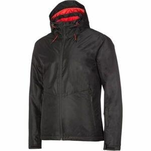 4F MEN´S SKI JACKET čierna S - Pánska lyžiarska bunda