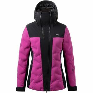 Kjus WOMEN ELA JACKET čierna 38 - Dámska zimná bunda