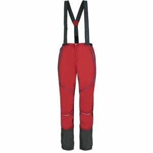 Rock Experience CHRONIUS PANT červená XL - Pánske outdoorové nohavice