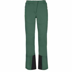 Rock Experience AMPATO W PANT tmavo zelená S - Dámske outdoorové nohavice