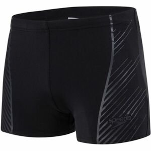 Speedo SPORT PANEL AQUASHORT čierna 5 - Pánske plavky