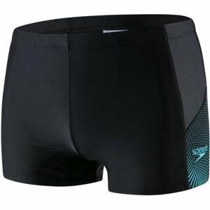 Speedo DIVE AQUASHORT čierna 8 - Pánske nohavičkové plavky