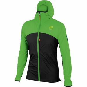 Karpos LOT JACKET zelená XL - Pánska bunda