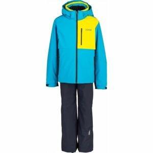 Colmar JR.BOY 2-PC-SUIT modrá 14 - Juniorský lyžiarsky set