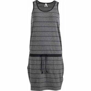 Willard ASHANTI šedá XXL - Dámske šaty