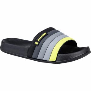 Salmiro ZIPTOP čierna 37 - Detské papuče
