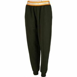 Calvin Klein JOGGER tmavo zelená M - Pyžamové nohavice