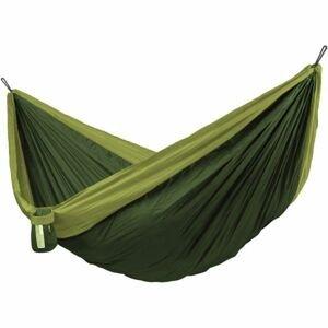 La Siesta COLIBRI 3.0 DOUBLE tmavo zelená NS - Hamaka
