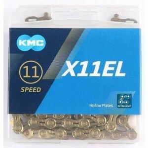 KMC X11-EL GOLD BOX  NS - Řetěz na kolo