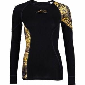 Suspect Animal GOLD ELEGANT  L - Dámske tričko
