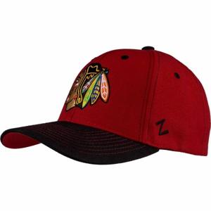 Zephyr STAPLE CAP CHICAGO BH červená NS - Šiltovka