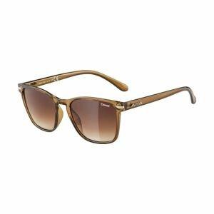 Alpina Sports YEFE hnedá NS - Dámske slnečné okuliare