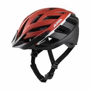 Alpina Sports PANOMA 2.0 L.E. červená (52 - 57) - Cyklistická prilba
