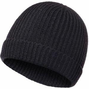 FLLÖS ERIK čierna UNI - Pánska zimná čiapka