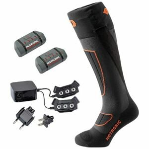 Hotronic HEATSOCKS XLP ONE + PF čierna 42-44 - Vyhrievané ponožky