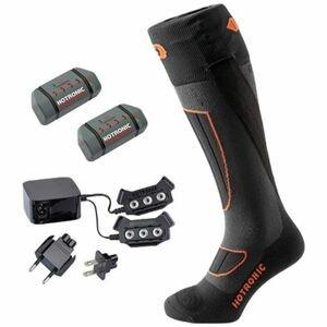 Hotronic HEATSOCKS XLP ONE + PF čierna 45-48 - Vyhrievané ponožky