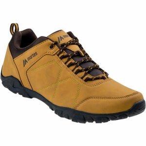 Martes LIGERO LOW hnedá 44 - Pánska outdoorová obuv