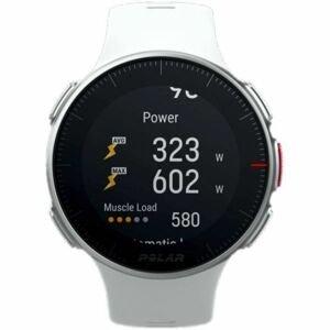 POLAR VANTAGE V biela NS - Multišportové hodinky s GPS a záznamom tepovej frekvencie