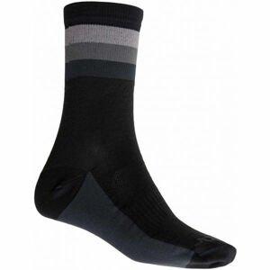 Sensor COOLMAX SUMMER STRIPE sivá 39 - 42 - Ponožky