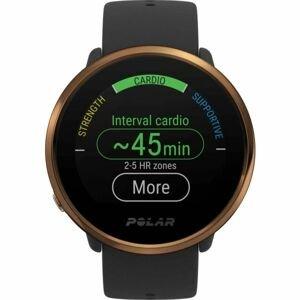 POLAR IGNITE hnedá M/L - Multišportové hodinky s GPS a záznamom tepovej frekvencie