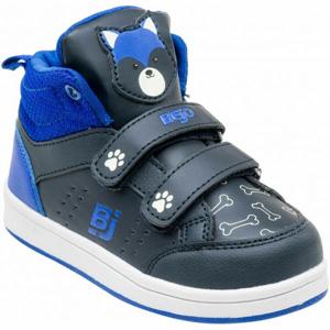 Bejo GODIE KDB tmavo modrá 24 - Detská voľnočasová obuv
